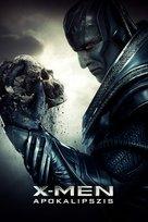 X-Men: Apocalypse - Hungarian Movie Cover (xs thumbnail)