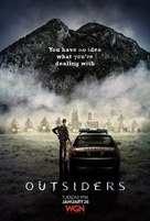"""Outsiders"" - Movie Poster (xs thumbnail)"