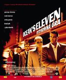 Ocean's Eleven - Polish Movie Poster (xs thumbnail)