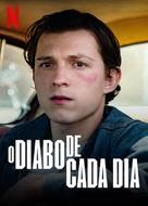 The Devil All the Time - Brazilian Video on demand movie cover (xs thumbnail)