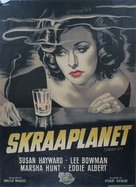 Smash-Up: The Story of a Woman - Danish Movie Poster (xs thumbnail)