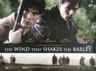 The Wind That Shakes the Barley - British Movie Poster (xs thumbnail)