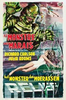 Creature from the Black Lagoon - Belgian Movie Poster (xs thumbnail)