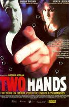Two Hands - Spanish Movie Poster (xs thumbnail)