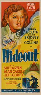 Hideout - Australian Movie Poster (xs thumbnail)
