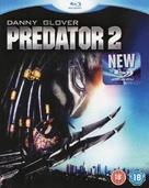 Predator 2 - Blu-Ray cover (xs thumbnail)
