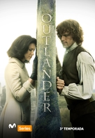 """Outlander"" - Spanish Movie Poster (xs thumbnail)"