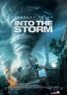 Into the Storm - Icelandic Movie Poster (xs thumbnail)