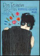 Girl with Green Eyes - Polish Movie Poster (xs thumbnail)