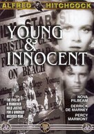 Young and Innocent - DVD movie cover (xs thumbnail)