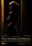 Das Zimmer im Spiegel - German Movie Poster (xs thumbnail)