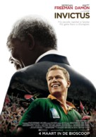 Invictus - Dutch Movie Poster (xs thumbnail)
