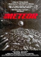 Meteor - Danish Movie Poster (xs thumbnail)