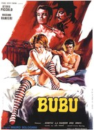 Bubù - French Movie Poster (xs thumbnail)