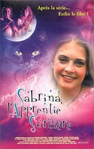Sabrina the Teenage Witch - French VHS movie cover (xs thumbnail)