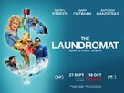 The Laundromat - British Movie Poster (xs thumbnail)