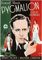 Pygmalion - Swedish Movie Poster (xs thumbnail)