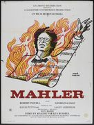 Mahler - French Movie Poster (xs thumbnail)