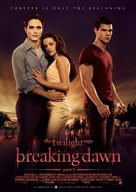 The Twilight Saga: Breaking Dawn - Part 1 - Dutch Movie Poster (xs thumbnail)