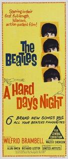 A Hard Day's Night - Australian Movie Poster (xs thumbnail)