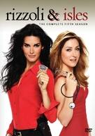"""Rizzoli & Isles"" - DVD cover (xs thumbnail)"