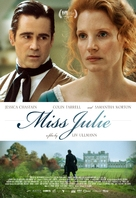 Miss Julie - Theatrical movie poster (xs thumbnail)