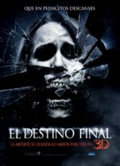 The Final Destination - Argentinian Movie Poster (xs thumbnail)