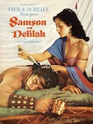 Samson and Delilah - poster (xs thumbnail)