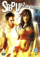 Step Up 2: The Streets - British Movie Cover (xs thumbnail)