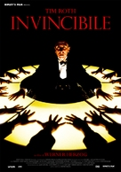 Invincible - Italian Movie Poster (xs thumbnail)