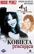 The 24 Hour Woman - Polish Movie Cover (xs thumbnail)