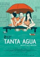 Tanta agua - German Movie Poster (xs thumbnail)