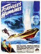 Siluri umani - French Movie Poster (xs thumbnail)