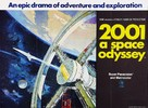 2001: A Space Odyssey - British Movie Poster (xs thumbnail)