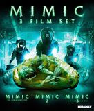 Mimic: Sentinel - Blu-Ray cover (xs thumbnail)
