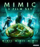 Mimic: Sentinel - Blu-Ray movie cover (xs thumbnail)
