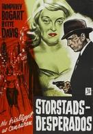 Marked Woman - Swedish Movie Poster (xs thumbnail)