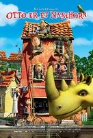 Otto er et næsehorn - Danish Movie Poster (xs thumbnail)