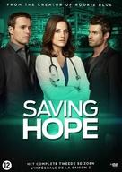 """Saving Hope"" - Dutch DVD movie cover (xs thumbnail)"