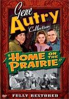 Home on the Prairie - DVD cover (xs thumbnail)