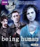 """Being Human"" - Blu-Ray movie cover (xs thumbnail)"