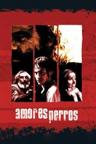 Amores Perros - British Movie Cover (xs thumbnail)