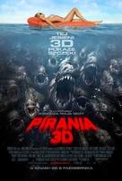 Piranha - Polish Movie Poster (xs thumbnail)