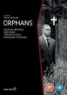 Orphans - British DVD cover (xs thumbnail)