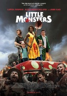 Little Monsters - Dutch Movie Poster (xs thumbnail)