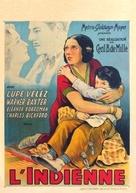 The Squaw Man - Belgian Movie Poster (xs thumbnail)