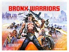 1990: I guerrieri del Bronx - British Movie Poster (xs thumbnail)