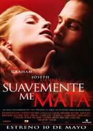 Killing Me Softly - Spanish Movie Poster (xs thumbnail)