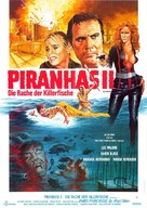 Killer Fish - German Movie Poster (xs thumbnail)