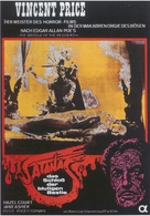The Masque of the Red Death - German Theatrical poster (xs thumbnail)